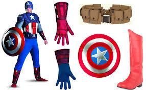 Captain America Halloween Costumes Captain America Costume Diy Guides Cosplay U0026 Halloween