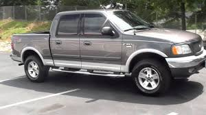 2002 ford f150 4 door for sale 2003 ford f 150 lariat fx4 offroad crew cab stk