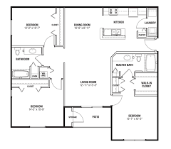 58 3 bedroom 1 floor plans plans for 3 bedroom 1 bathroom house