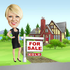 real estate caricatures art of caricature