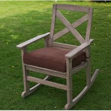 Patio Rocking Chair Patio Rocking Chairs Gliders You Ll Wayfair
