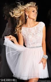 sherri hill wedding dresses 4 sherri hill short wedding dresses