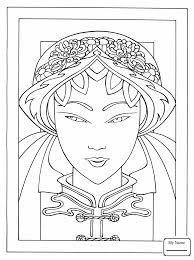 coloring pages for kids bamboo plant arts culture japanese designs