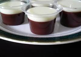 membuat puding fla resep puding coklat vla vanila ala texas oleh desi yanti cookpad