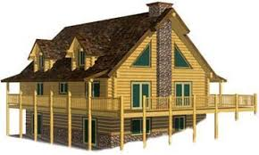 log homes designs log cabin house design plans packages kits