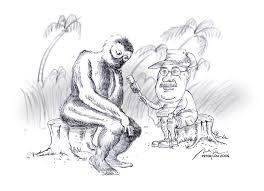 cryptomundo green swamp ape