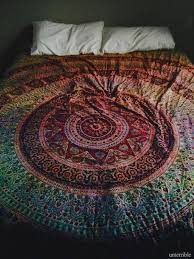 hippie mandala handmade duvet covers indian throw quilt cover