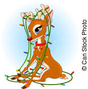 rudolph red nosed reindeer stock photos images 186