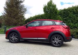 mazda crossover 2016 mazda cx 3 first drive a small crossover that makes a big