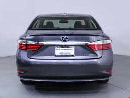 used lexus hybrid cars for sale used 2013 lexus es 300h hybrid sedan for sale in miami fl 85253