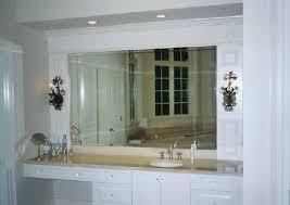Bathroom Vanities Mirror Beveled Bathroom Vanity Mirror What Is A Mirror Design