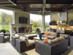 Beautiful Outdoor Living Room Designs That Will Delight You - Outdoor living room design