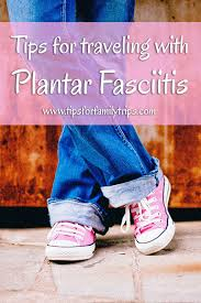 Oklahoma travel shoes images Tips for traveling with plantar fasciitis tips for family trips jpg