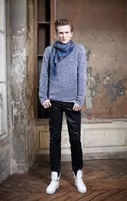 tendencias en ropa para hombre otono invierno 2014 2015 camisa denim ropa juvenil hombre otoño invierno 2014 zadig voltaire estás de