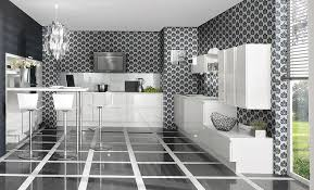 cuisine blanche et noir les avantages d une cuisine blanche