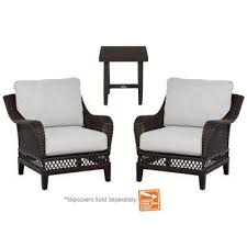 Outdoor Patio Table And Chairs Patio Conversation Sets Outdoor Lounge Furniture The Home Depot