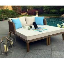 Chaise Lounge Outdoor Modern Double Chaise Outdoor Chaise Lounges Allmodern