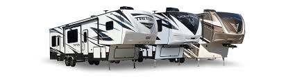 voltage rv toy haulers u0026 fifth wheel