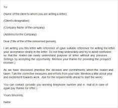 doc 728942 formal acceptance letter u2013 formal acceptance letter