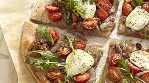 easy pizza recipes health