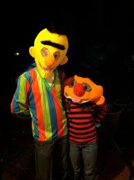 Ernie Bert Halloween Costumes Review Sesame Street Live U0027s