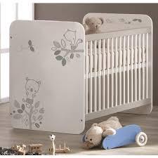 prix chambre bébé lit bébé 60x120 cm nounours pas cher à prix auchan