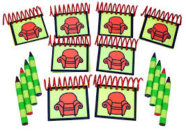 blue u0027s clues handy dandy party favors notebooks u0026 striped