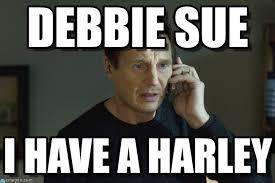 Debbie Meme - debbie sue i will find you meme en memegen