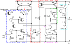 a ii op amp level translation physical computing comments wiring