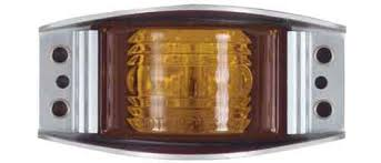 amber lighting danbury ct 8100530 led clearance marker light motofit atvs motorcycles and