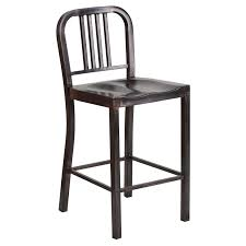 Industrial Metal Kitchen Chairs Kitchen Design Amazing Counter Height Chairs Iron Counter Stools