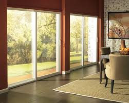 Glass Patio Door Sliding Glass Patio Doors With Blinds Design Ideas Decors