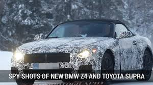 the bmw z4 ends production to make way for z5 and supra autoblog