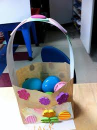 cheap easter baskets paper bag easter baskets fairy dust teaching