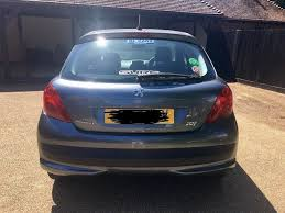 new cars peugeot sale 1 4 2006 petrol 3 dr peugeot 207 for reluctant sale due to getting