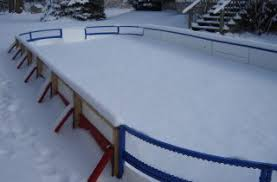 Backyard Rink Ideas Enjoyable Ideas Backyard Rink 2013 And Yard Design For