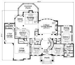 colonial style house plan 5 beds 5 50 baths 7318 sq ft plan 419 235 colonial style house plan 5 beds 5 50 baths 7318 sq ft plan 419