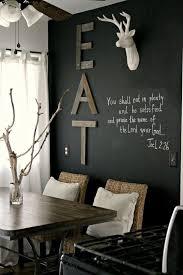 chalkboard kitchen wall ideas 30 eye catchy kitchen wall décor ideas digsdigs