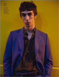 retro on metro baptiste zysman channels 70s style for esquire uk
