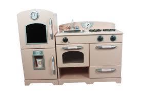 teamson kids 2 piece classic play kitchen set u0026 reviews wayfair