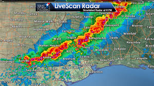 Austin Weather Radar Map by Severe Storms U0026 Heavy Rain Risks This Afternoon Into Tonight