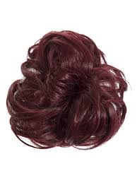 hair scrunchie large hair scrunchie burgundy koko couture womens accessories
