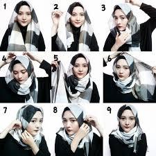 tutorial pashmina dian pelangi 32 model hijab pashmina terbaru 2017 2018 model baru