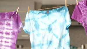video 3 simple tie dye techniques martha stewart