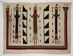 collections of navajo rugs tell stories of life myth boulder weekly