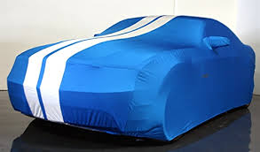 car cover for mustang discontinued shelby custom fit car cover grabber blue