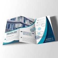 z fold brochure design psd mock up template free download on pngtree
