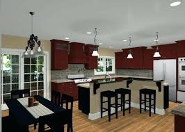 t shaped kitchen islands u shaped kitchen island bloomingcactus me