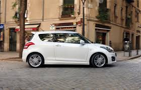 swift sport the all new compact sport supermini
