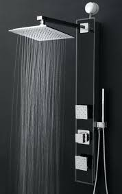 Outdoor Shower Head Copper - fixed shower head with handheld rain kit 2 person u2013 lendsmart co